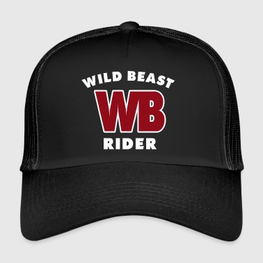 RIDER wildbeast - Trucker Cap