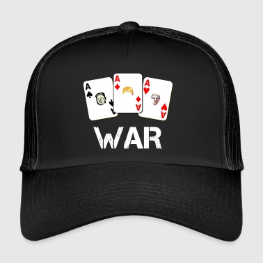 WAR / War - Trucker Cap