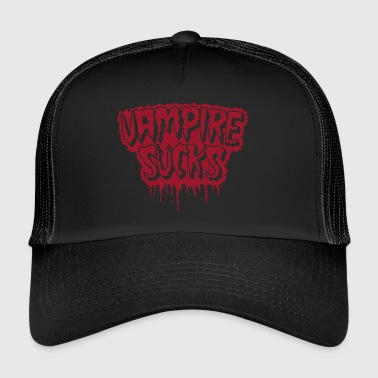 Vampire Sucks - Trucker Cap