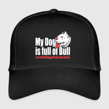 Dog Bulldog Bulldog - Trucker Cap