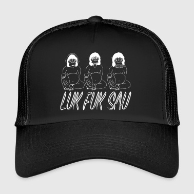 the new wisdom - Trucker Cap