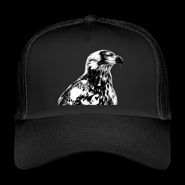 Eagle Head - Trucker Cap