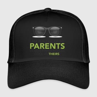 PARENTS - Trucker Cap