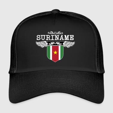 Suriname Wings - Trucker Cap