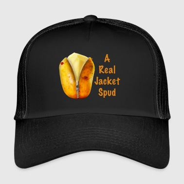Real Jacket Spud - Trucker Cap