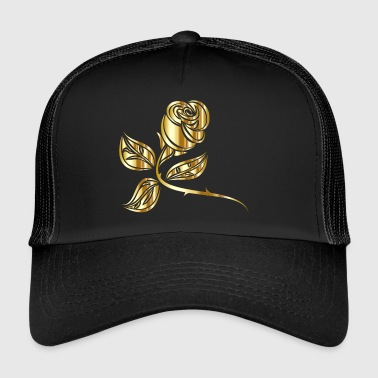 goud Rose - Trucker Cap
