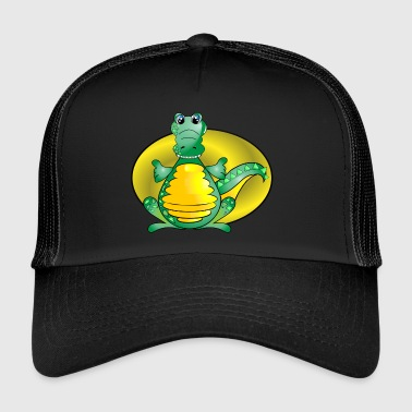 krokodille Alligator - Trucker Cap