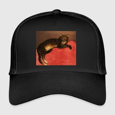 Magique, chat érotique - Trucker Cap