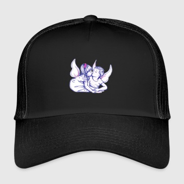 Angels in Love - Trucker Cap