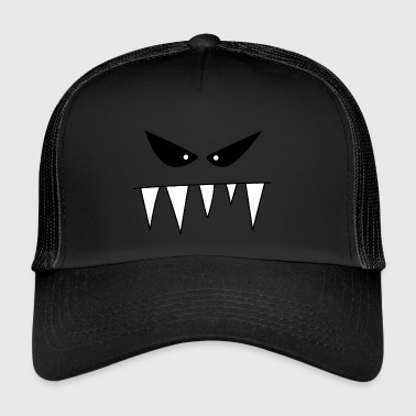 Monstre méchant - Trucker Cap