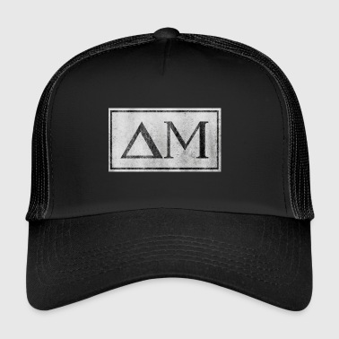 AM - Trucker Cap