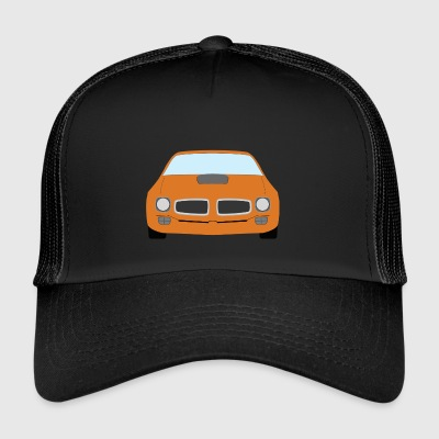 firebird - Trucker Cap