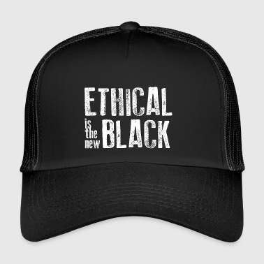 Ethical is the new black - Trucker Cap