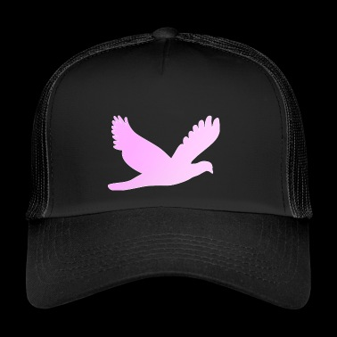 Peaceful dove - Trucker Cap