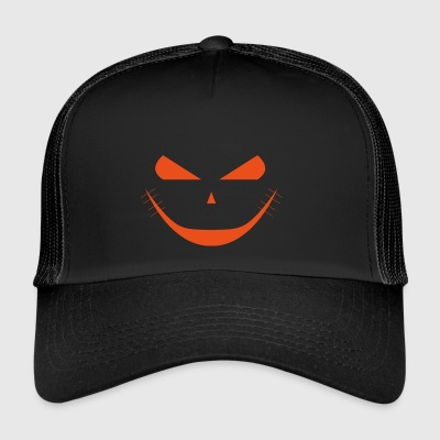 Halloween pumpkin - Trucker Cap