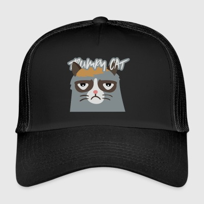 Trumpy Cat - Trucker Cap