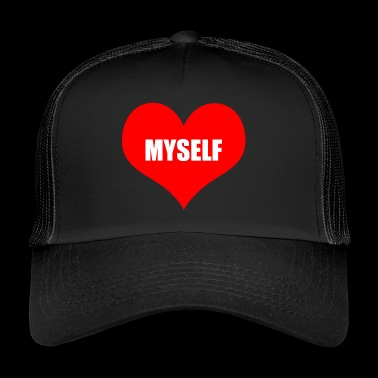 myself - Trucker Cap