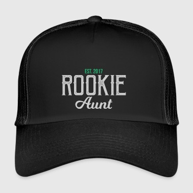 Ny tante Rookie tante gave - tante - Trucker Cap