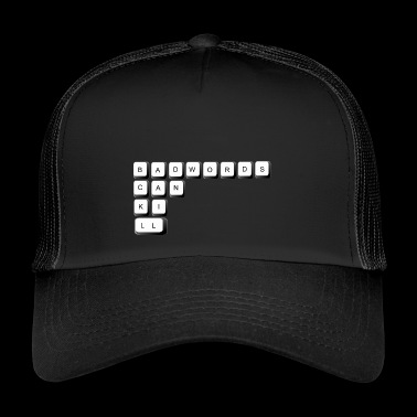 WORDS - Trucker Cap