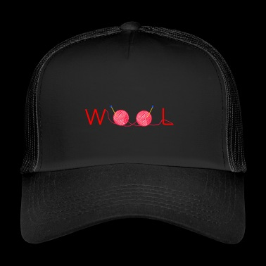 wool - Trucker Cap