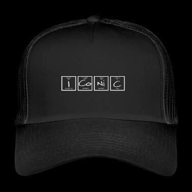 Iconic - Trucker Cap