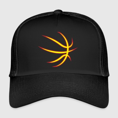 Basketball! BBall! Streetball! NBA! - Trucker Cap
