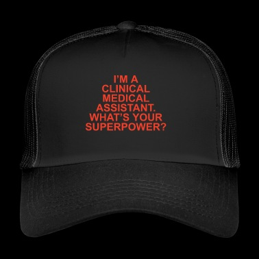 assistant médical - Trucker Cap
