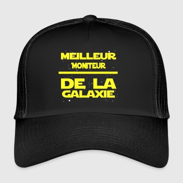 Moniteur - Trucker Cap