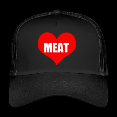 meat - Trucker Cap