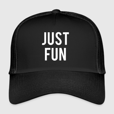 Just Fun - Trucker Cap
