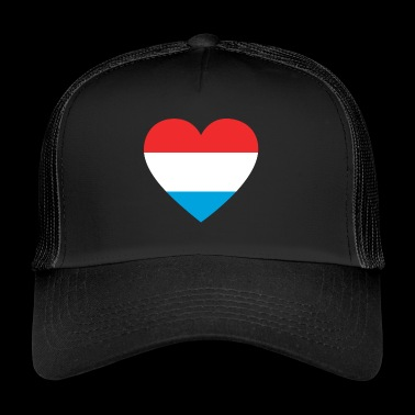 L'amour cadeau d'amour Luxembourg Luxembourg - Trucker Cap