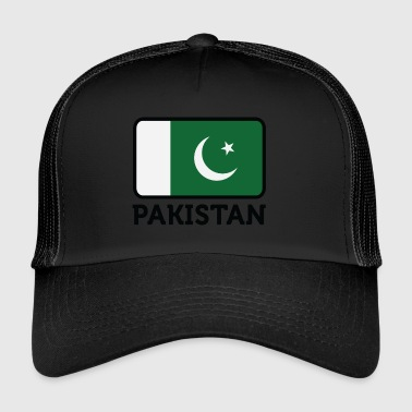 National Flag Of Pakistan - Trucker Cap