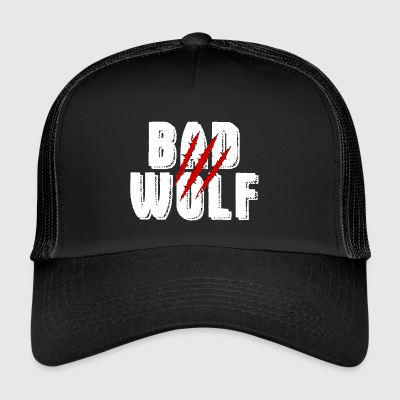 Werwolf / Halloween: Bad Wolf - Trucker Cap