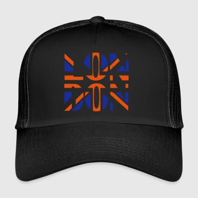 LONDON001 - Trucker Cap