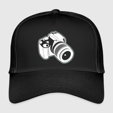 Camera Photographer Photography Photograph Photo Picture - Trucker Cap
