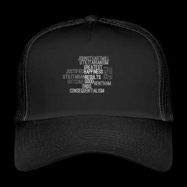 ETHICS FOR EVERYONE - Trucker Cap