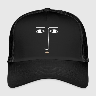 The Face - Trucker Cap