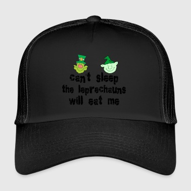 Funny Irish Leprechauns - Trucker Cap