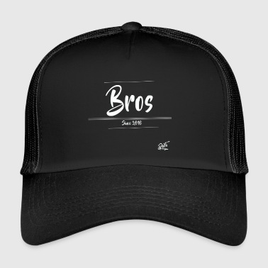(MEN) Bros., SIDEN 2016 - Trucker Cap