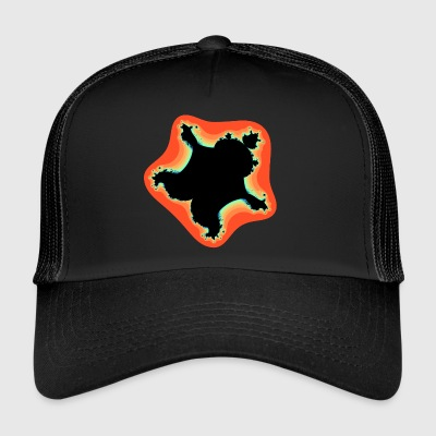 Burn Burn Quintic - Trucker Cap