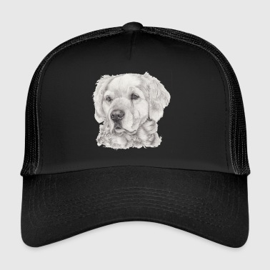golden retriever - Trucker Cap