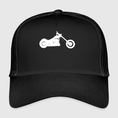 Harrikka softail chopper - Trucker Cap