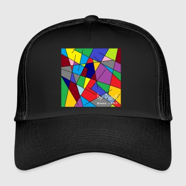 web 1.0 - Trucker Cap