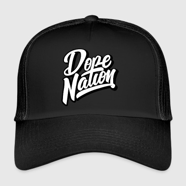Dope Nation - Trucker Cap