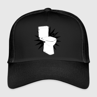 Vector wc (wc Super) - Trucker Cap