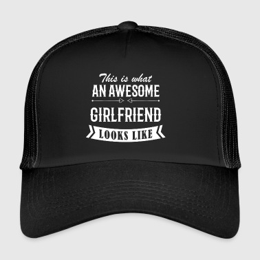 Girlfriend impressionante - Trucker Cap