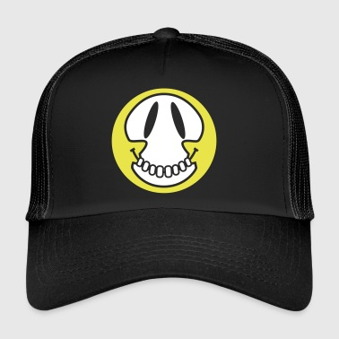 DEAD HAPPY - Trucker Cap