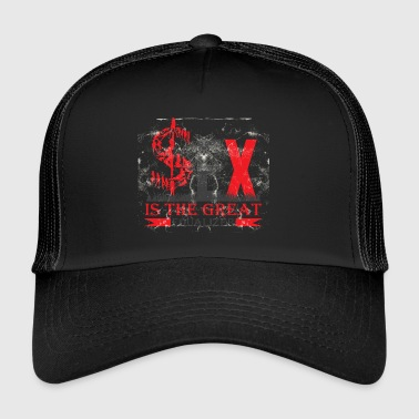 Sex er stor equalizer - Trucker Cap