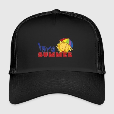 LOVE SUMMER - Trucker Cap