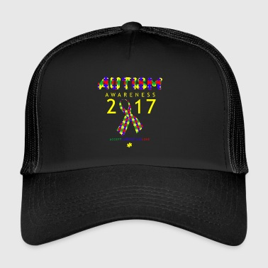 Autism Awareness - Trucker Cap